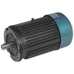 Drive Motor, 4.1hp dual voltage, fits Scantool models 75/75X and 150/150X